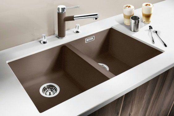 5款德國原裝進口鉑浪高(BLANCO)水槽(圖) - 家居裝修知識網