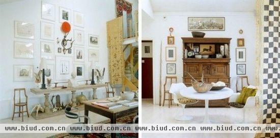 cute kitchen rugs cabinets online design 120平米公寓室内设计 仓库改造的摄影师艺术之家 - 家居装修知识网