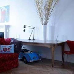 Antique Kitchen Table Round Glass Sets 欧式壁纸装修效果图 看墙面的花样表情 - 家居装修知识网