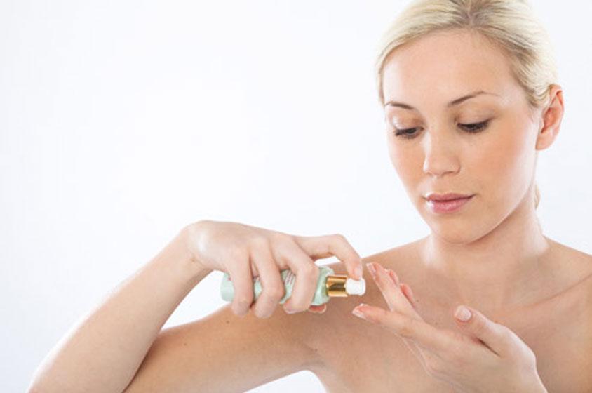 serum perawatan kulit