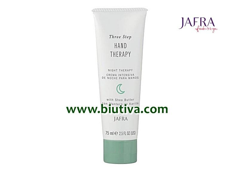 JAFRA Three Step Hand Care, Night Care_biutiva