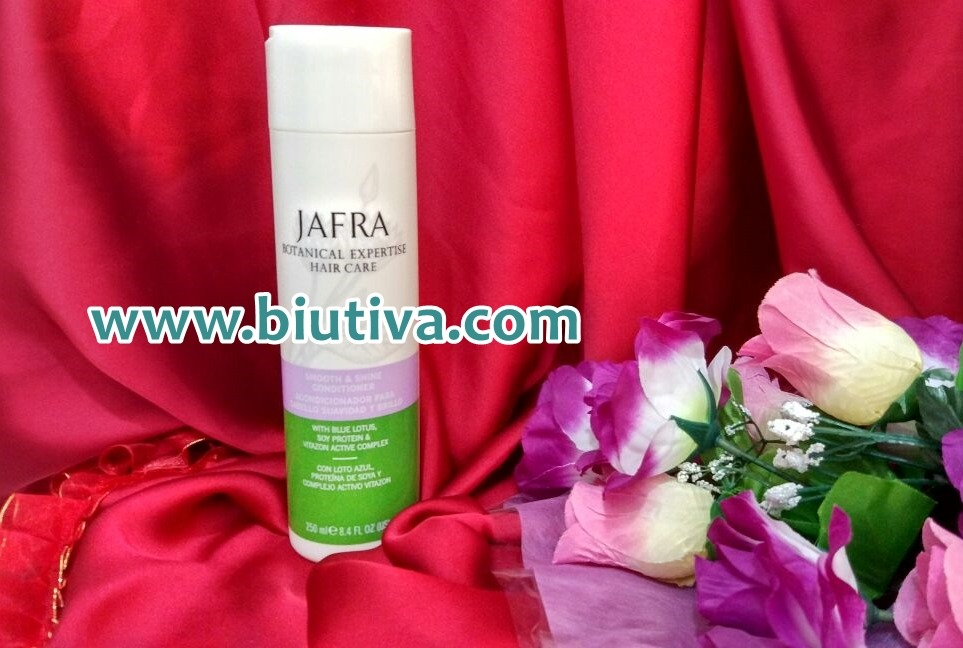 Jafra Botanical Expertise Smooth and Shine Conditioner_biutiva
