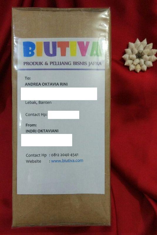 Andrea Oktavia (Lebak, Banten)