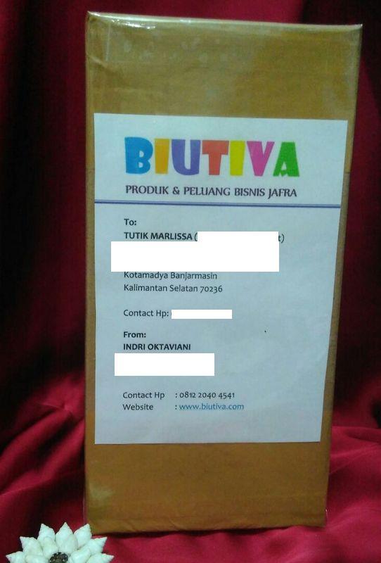 Tutik Marlissa (Banjarmasin, Kalsel)