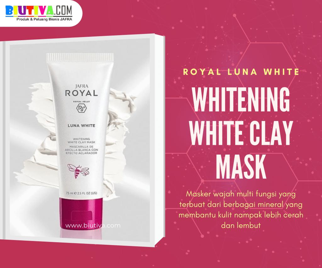 Produk JAFRA Royal Luna White_Refining Gel Cleanser biutiva