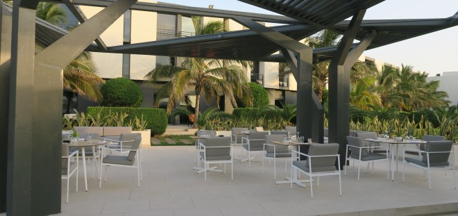 dakar bivaq outdoor furniture hotel radisson blu africa beach resort