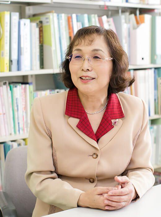 平松 恵子 教授