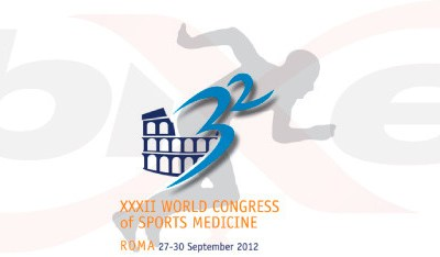 BiXe al World Congress of Sport Medicine – Roma dal 27 al 30 Settembre 2012