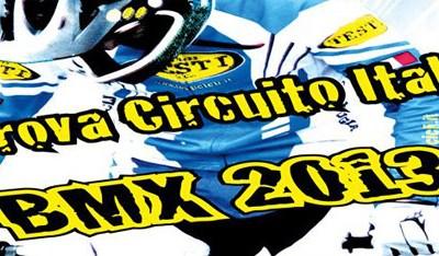 BiXe presente alla 1° Prova Circuito Italiano Bmx 2013