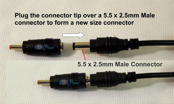 End To A Male 35mm Plug And The Remote End To A Female 35mm Jack