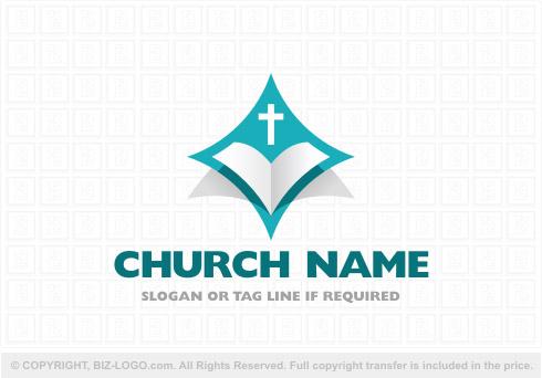 church logos logo design