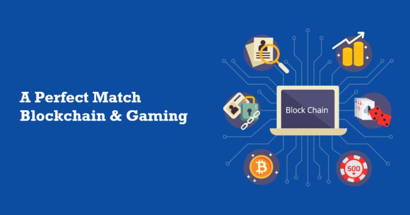 blockchain and gaming