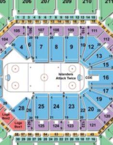 Barclays center hockey seating chart also charts  tickets rh bizarrecreations