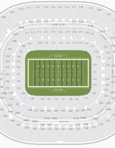 Carolina panthers seating chart also bank of america stadium charts  tickets rh bizarrecreations