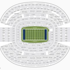 Dallas Cowboys Theater Chairs Eames Molded Plywood Lounge Chair With Metal Base At Andt Stadium Seating Chart Charts And Tickets