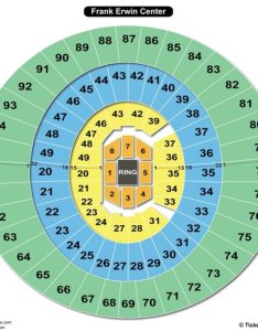 Frank erwin center seating chart wwe also charts  tickets rh bizarrecreations