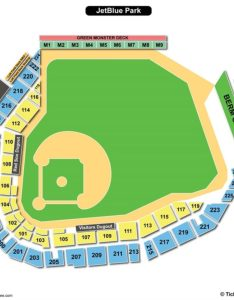 Jetblue park seating chart also charts  tickets rh bizarrecreations