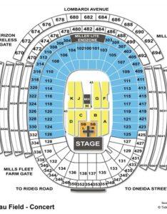 Lambeau field concert seating chart also charts  tickets rh bizarrecreations