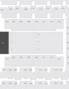 Royal farms arena concert seating chart also charts  tickets rh bizarrecreations