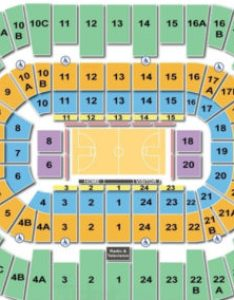 Valley view casino center seating chart basketball also charts  tickets rh bizarrecreations