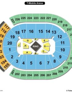 mobile arena seating chart boxing also charts  tickets rh bizarrecreations