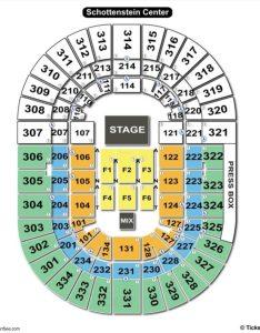 Value city arena schottenstein center seating chart concert also  rh bizarrecreations