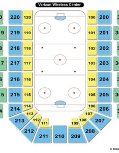 Verizon wireless center in mankato seating hockey also chart charts  tickets rh bizarrecreations