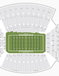 Virginia tech hokies football seating chart lane stadium information also charts  tickets rh bizarrecreations
