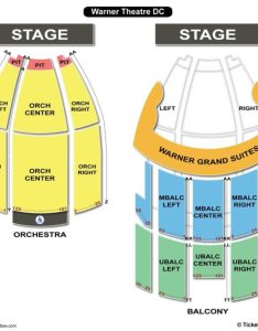 Warner theatre washington dc seating chart also charts  tickets rh bizarrecreations