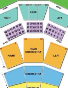 Wolf trap seating chart filene center pit also charts  tickets rh bizarrecreations