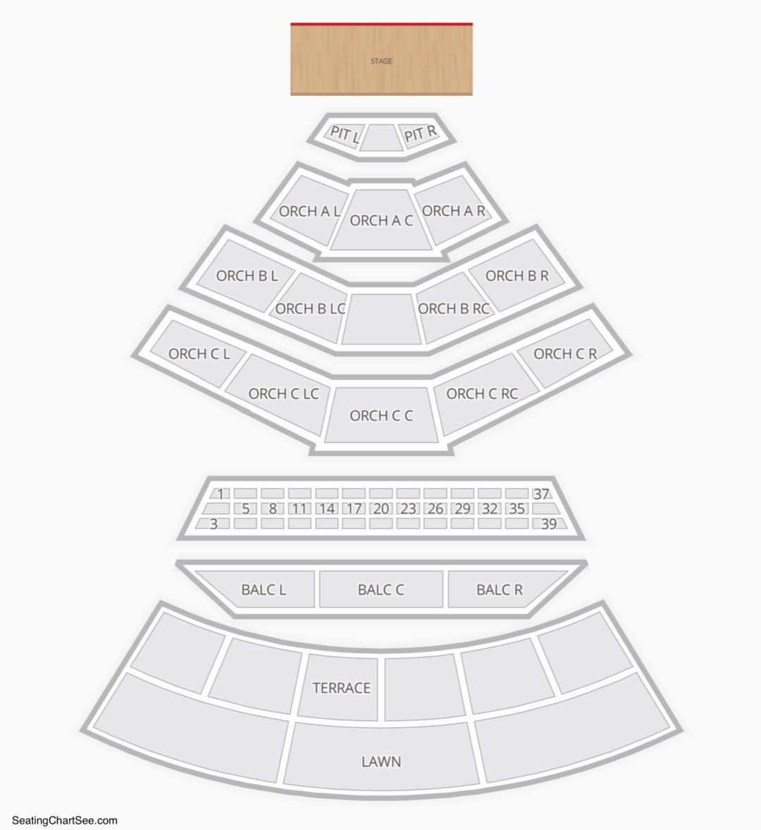 Amazing Mann Center Seating Chart Philadelphia Pa Elcho