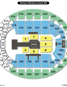 Snhu arena seating chart wwe also charts  tickets rh bizarrecreations