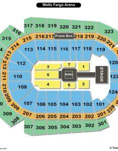 Wells fargo arena des moines seating chart wrestling also charts  tickets rh bizarrecreations