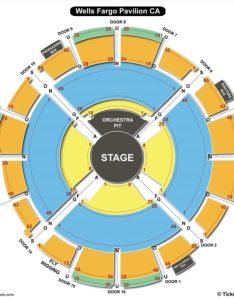 Wells fargo pavilion seating chart also charts  tickets rh bizarrecreations