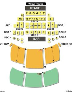 Wilbur theatre seating chart boston also charts  tickets rh bizarrecreations