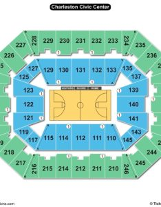 Charleston civic center seating chart basketball also charts  tickets rh bizarrecreations