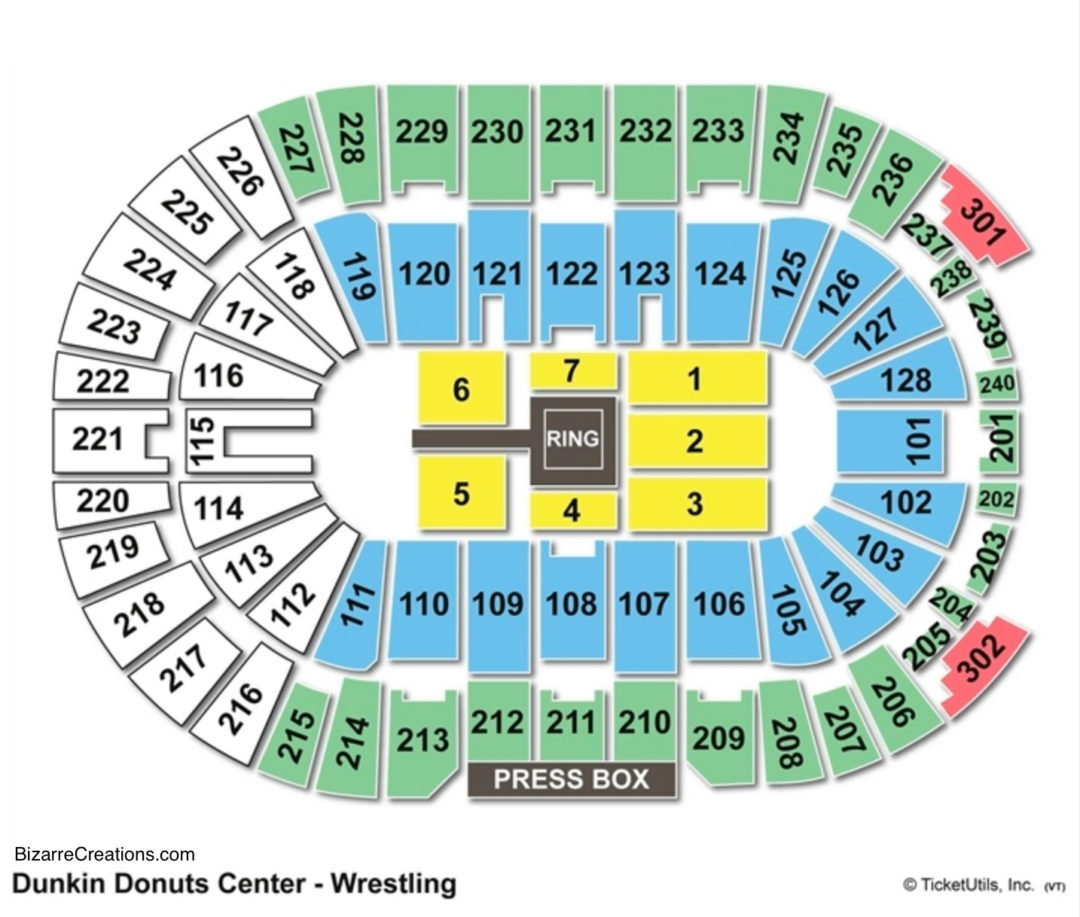 Edwards Jones Dome Seating Map