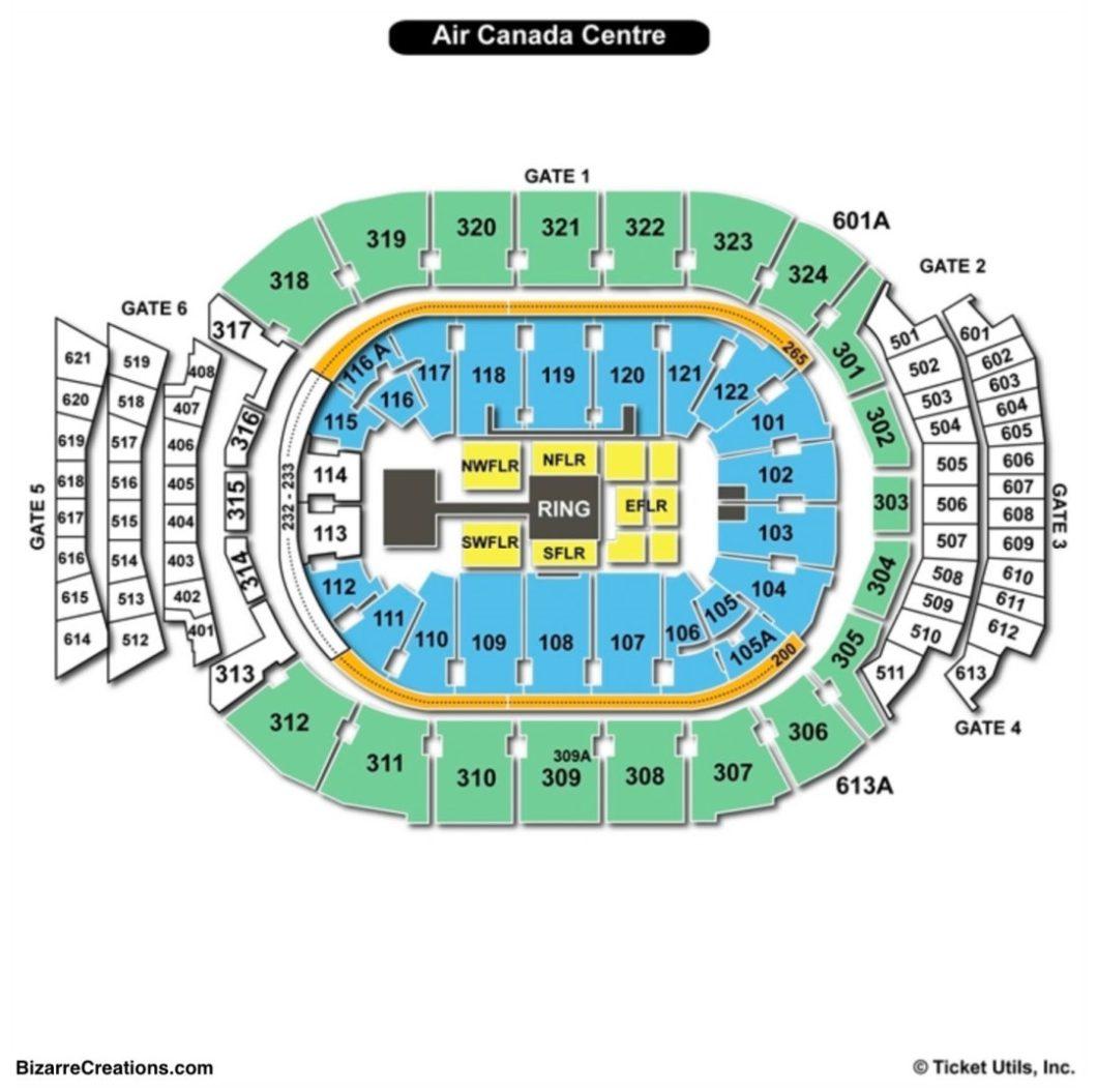 Scotiabank Arena Seating