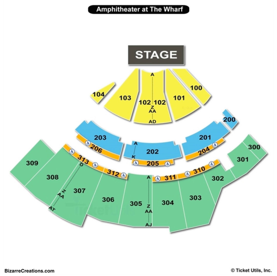 Revention Music Center Seating Chart And Tickets Resume Examples