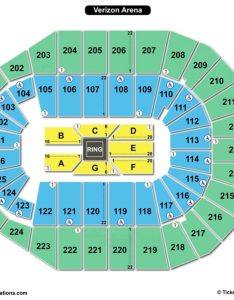 Verizon arena little rock seating chart wwe also charts  tickets rh bizarrecreations