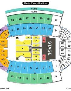 Carter finley stadium seating chart concert also charts  tickets rh bizarrecreations