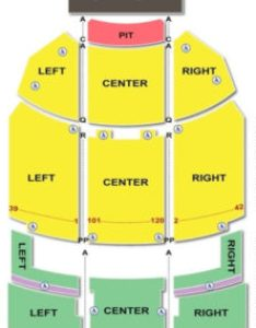 Fillmore miami beach seating chart jackie gleason theater also the at rh bizarrecreations