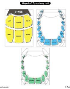 Joseph meyerhoff symphony hall seating chart concert also charts  tickets rh bizarrecreations