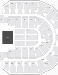 Taxslayer center seating chart concert also charts  tickets rh bizarrecreations
