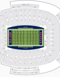 Vaught  hemingway stadium at hollingsworth field seating chart also charts tickets rh bizarrecreations