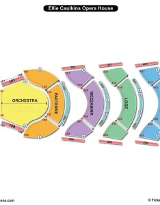 Ellie caulkins opera house seating chart denver also charts  tickets rh bizarrecreations