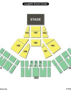 Laughlin event center seating chart sports also charts  tickets rh bizarrecreations