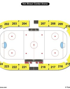 Von braun center arena seating chart hockey also propst charts  tickets rh bizarrecreations