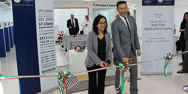 VFS Global extends network of Italy Visa Application Centres
