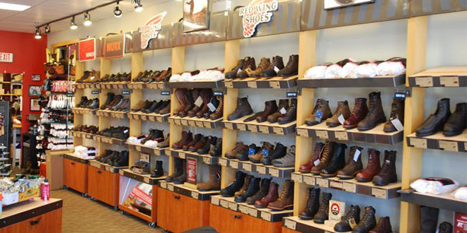 Red Wing Shoe Company announces opening of first store in